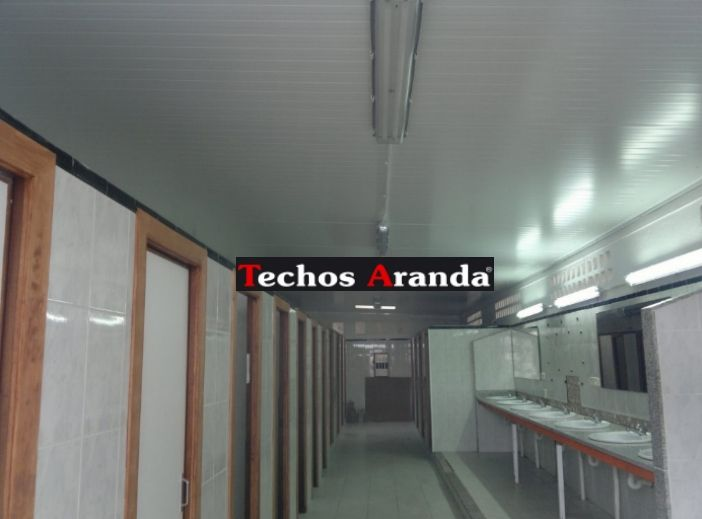 La mejor oferta de ofertas techos aluminio registrables decorativos