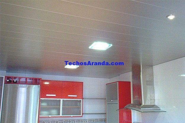 La mejor oferta de techos de aluminio acústicos decorativos para cocinas