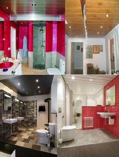 La mejor oferta de techos de aluminio registrables decorativos para baños