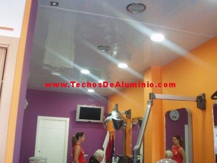 La mejor oferta de venta techos de aluminio acústicos