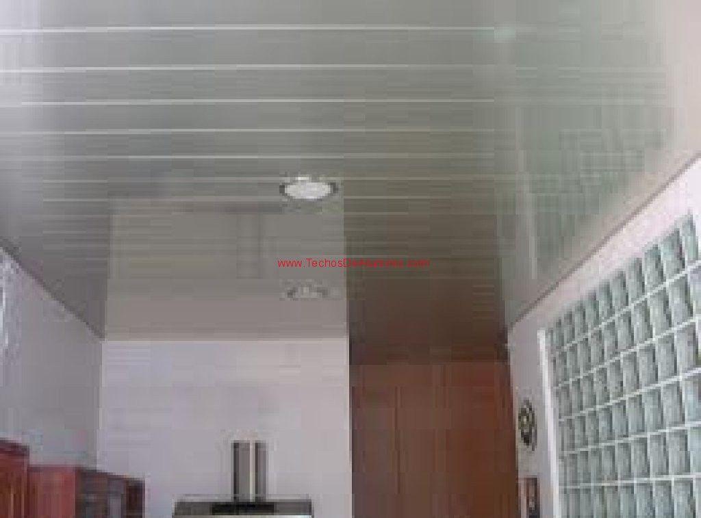 La mejor oferta techos de aluminio registrables decorativos