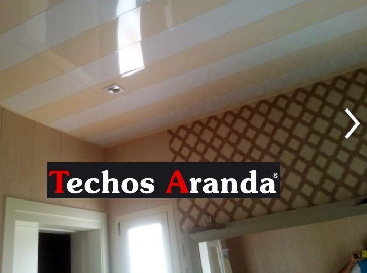 Negocio Local de techos de aluminio registrables decorativos