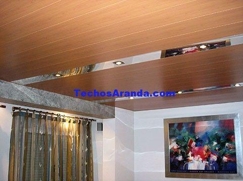 Negocio de falsos techos aluminio acústicos decorativos