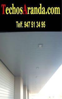 Negocio de instaladores de techos de aluminio acústicos decorativos