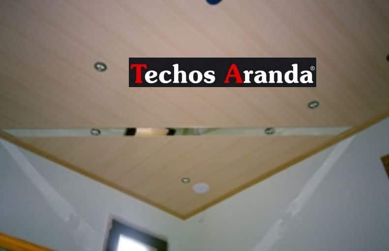 Negocio de montaje de techos de aluminio registrables decorativos