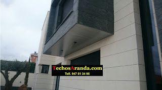 Negocio de ofertas techos aluminio acústicos decorativos