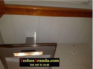 Negocio de techos de aluminio acústicos para cocinas