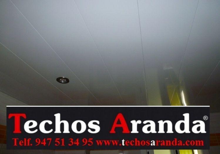 Negocio de techos de aluminio desmontables decorativos para baños