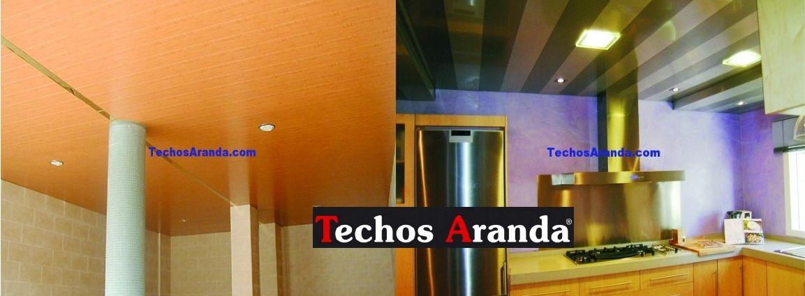 Negocio de techos de aluminio registrables decorativos para cocinas