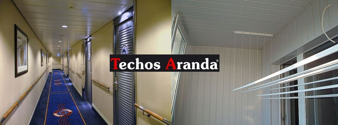 Negocio de venta techos de aluminio registrables decorativos
