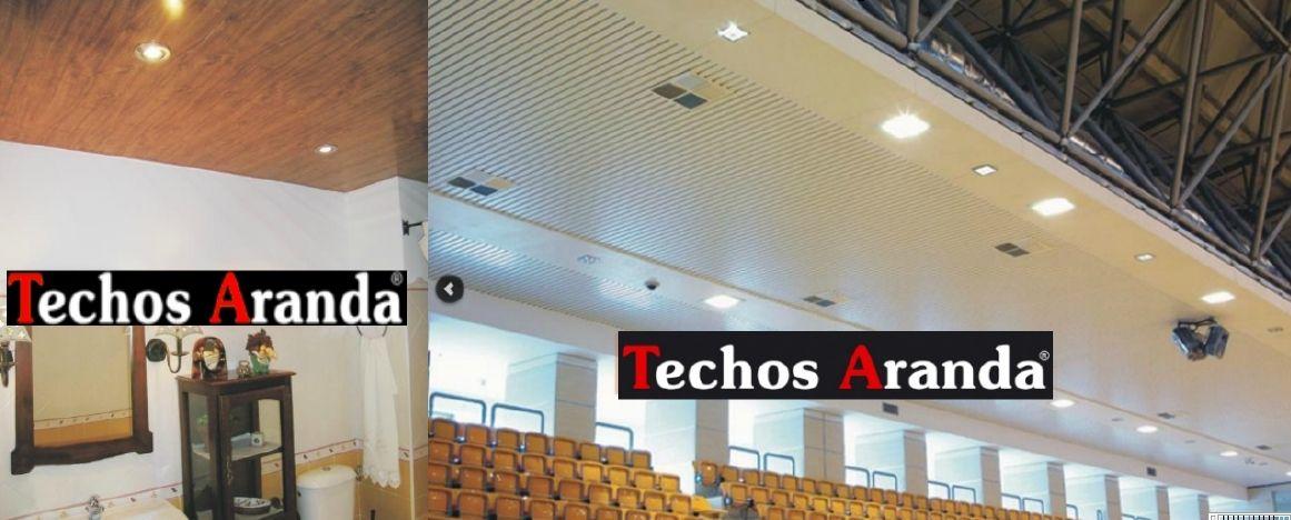 Negocio local de montadores techos de aluminio registrables decorativos