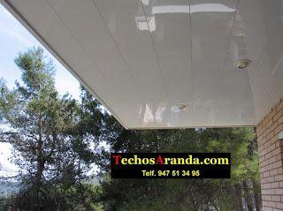 Negocio local de montaje techos aluminio acústicos decorativos