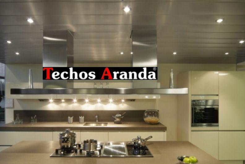Negocio local de montaje techos aluminio registrables decorativos