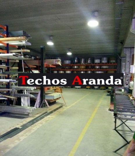 Negocio local instaladores de techos de aluminio acústicos decorativos