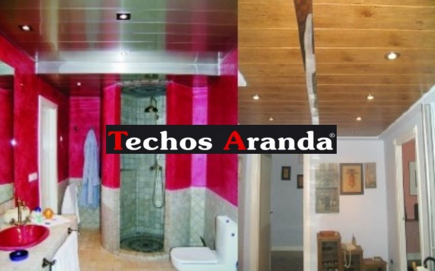 Negocio local ofertas techos aluminio acústicos decorativos