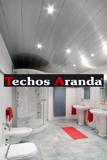 Negocio local ofertas techos aluminio registrables decorativos