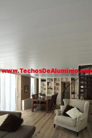 Negocio local venta techos de aluminio acústicos