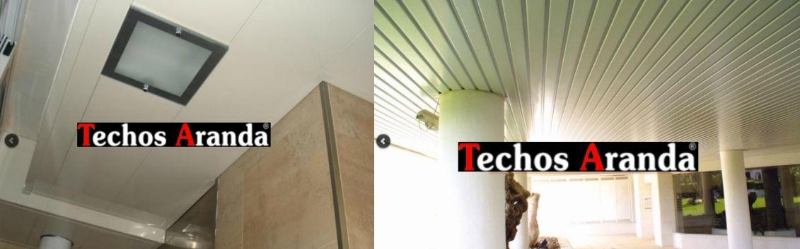 Negocio techos de aluminio acústicos decorativos