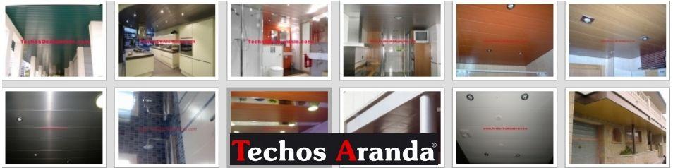Negocios locales empresa techos aluminio registrables decorativos
