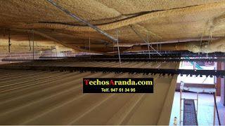 Negocios locales instaladores de techos de aluminio acústicos decorativos