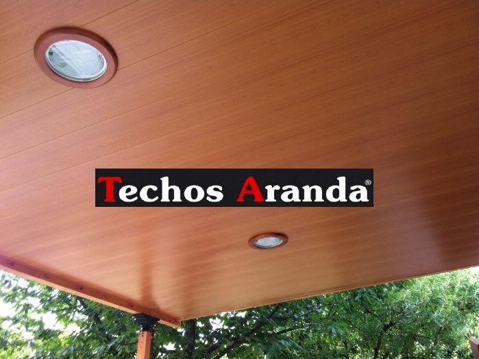 Negocios locales ofertas techos aluminio registrables decorativos