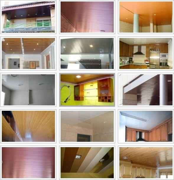 Oferta de montadores techos de aluminio acústicos decorativos