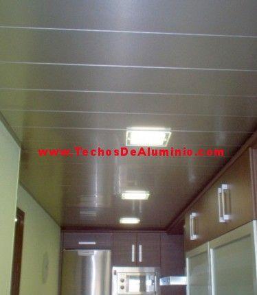 Oferta de montadores techos de aluminio acústicos