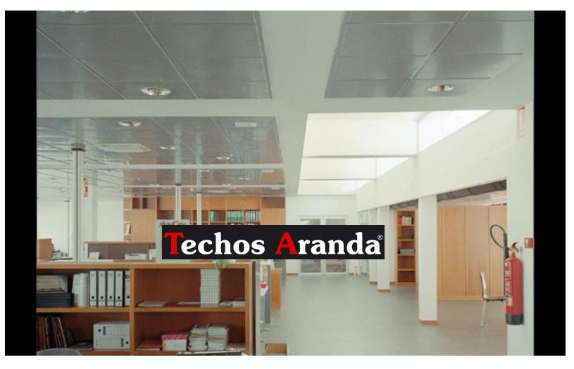Oferta de ofertas techos aluminio acústicos