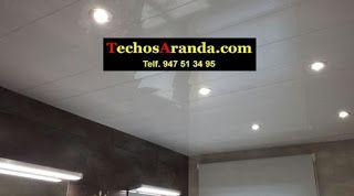 Oferta de techos de aluminio acústicos decorativos para baños