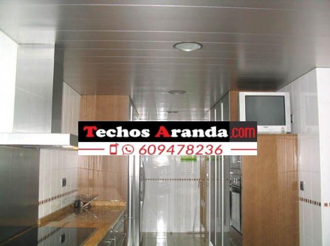 Oferta de techos de aluminio acústicos para cocinas
