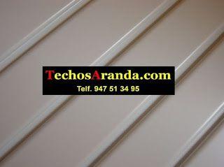 Oferta económica empresa techos aluminio acústicos
