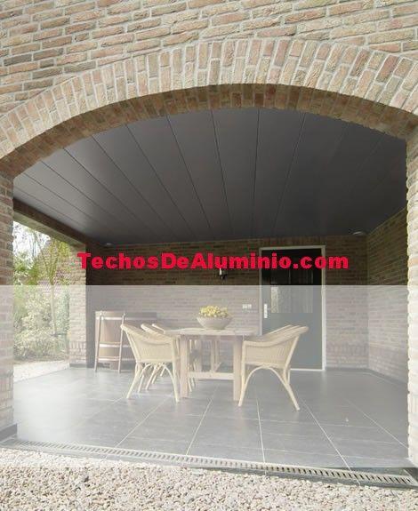 Oferta economica falsos techos aluminio acústicos decorativos