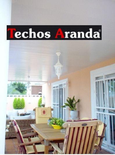 Oferta económica montaje techos aluminio desmontables decorativos