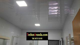 Oferta económica techos aluminio acústicos decorativos
