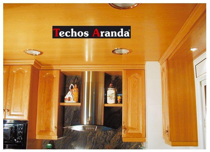 Oferta económica techos de aluminio acústicos decorativos para cocinas