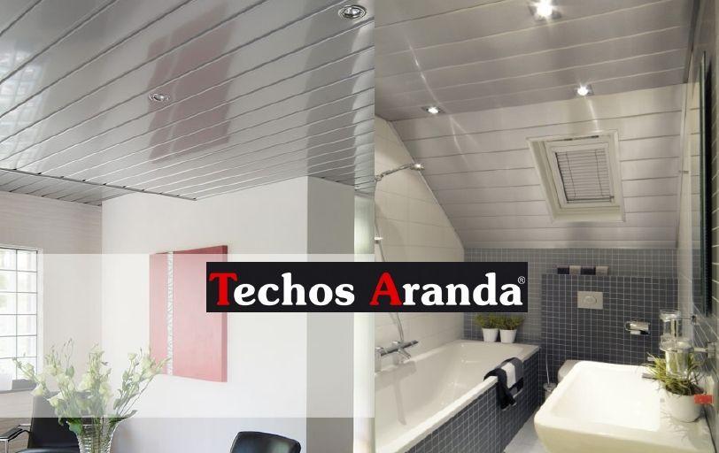Oferta económica techos de aluminio registrables decorativos para baños