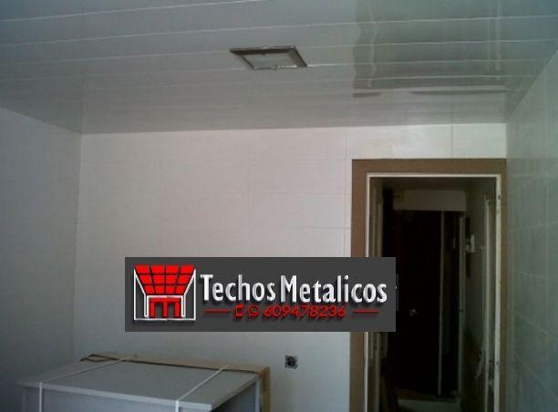Oferta empresa techos aluminio decorativos