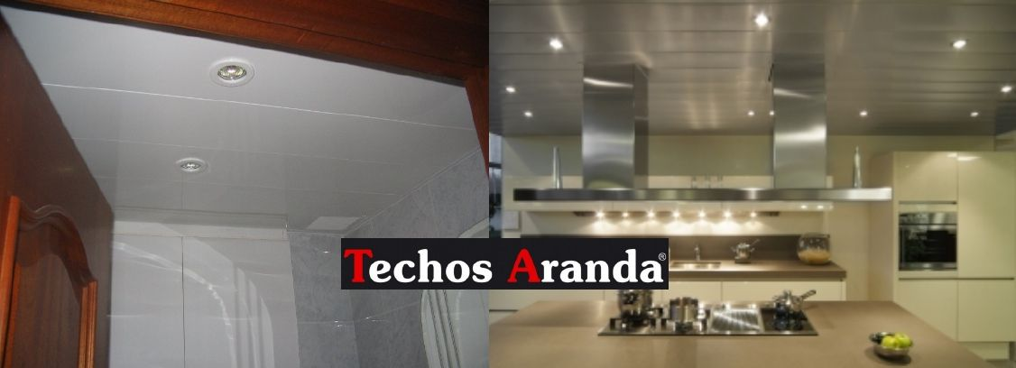 Oferta falsos techos aluminio acústicos decorativos