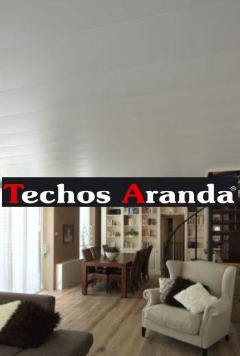 Oferta falsos techos aluminio registrables decorativos