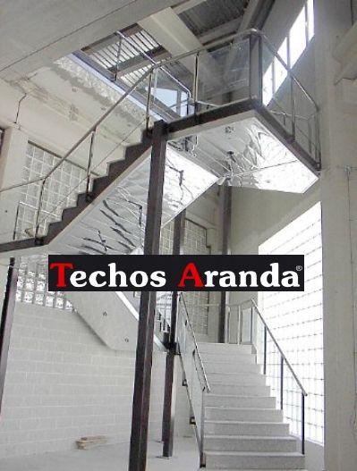 Oferta instaladores de techos de aluminio acústicos