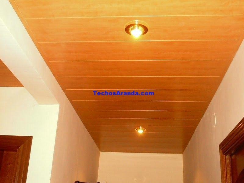 Oferta ofertas techos aluminio acústicos decorativos