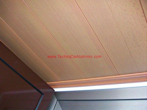 Oferta ofertas techos aluminio acústicos