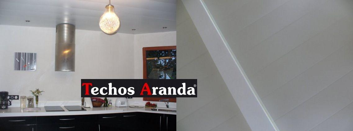 Oferta ofertas techos aluminio registrables decorativos