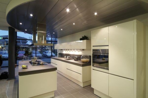 Oferta techos de aluminio acústicos decorativos para cocinas