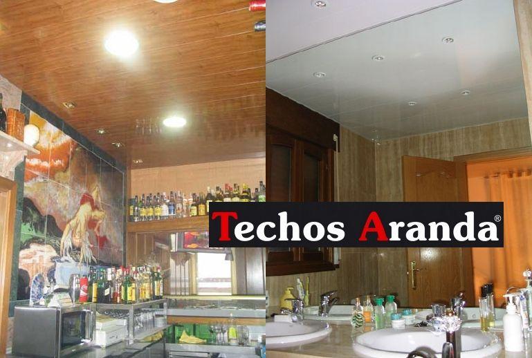 Oferta techos de aluminio acústicos decorativos