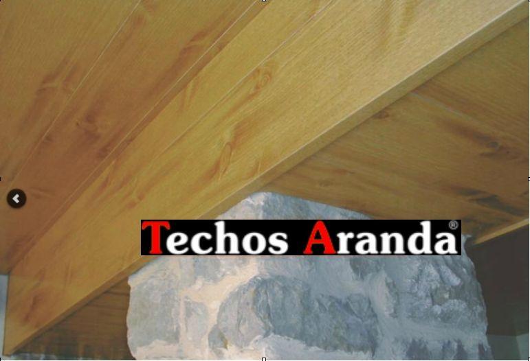 Oferta venta techos de aluminio acústicos