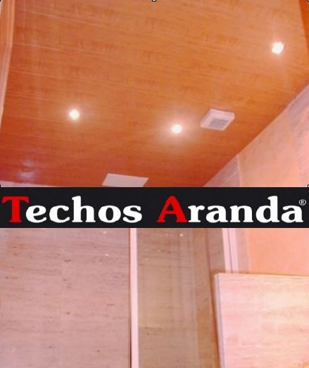 Ofertas económicas empresa techos aluminio acústicos decorativos