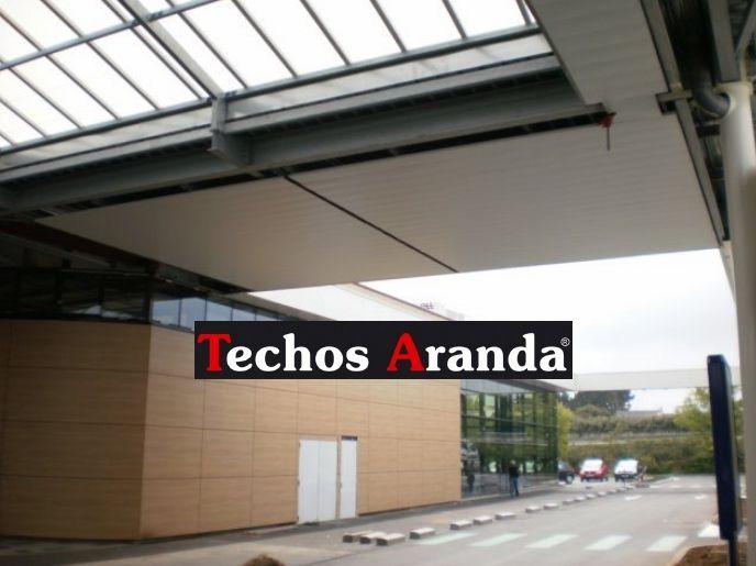 Ofertas económicas instaladores de techos de aluminio registrables decorativos