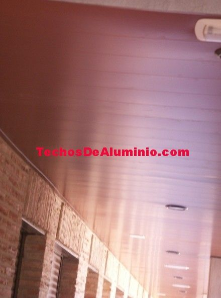 Ofertas económicas montadores techos de aluminio acústicos decorativos