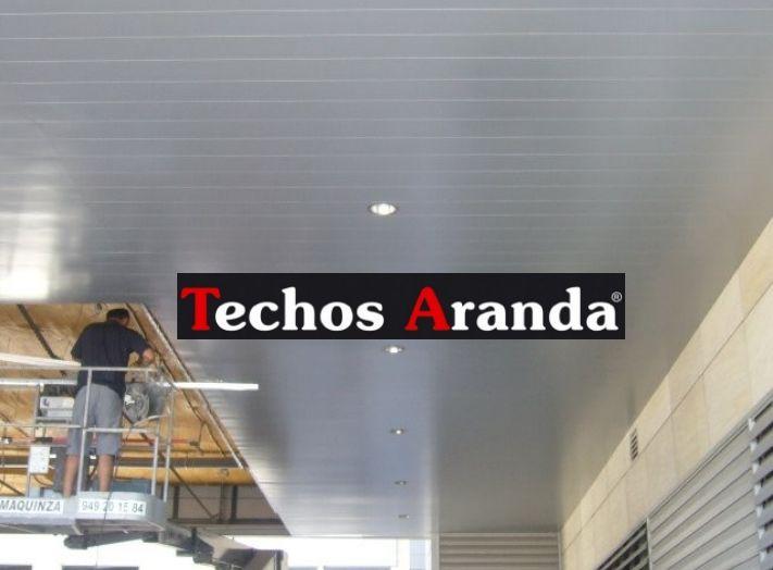 Ofertas económicas montadores techos de aluminio acústicos